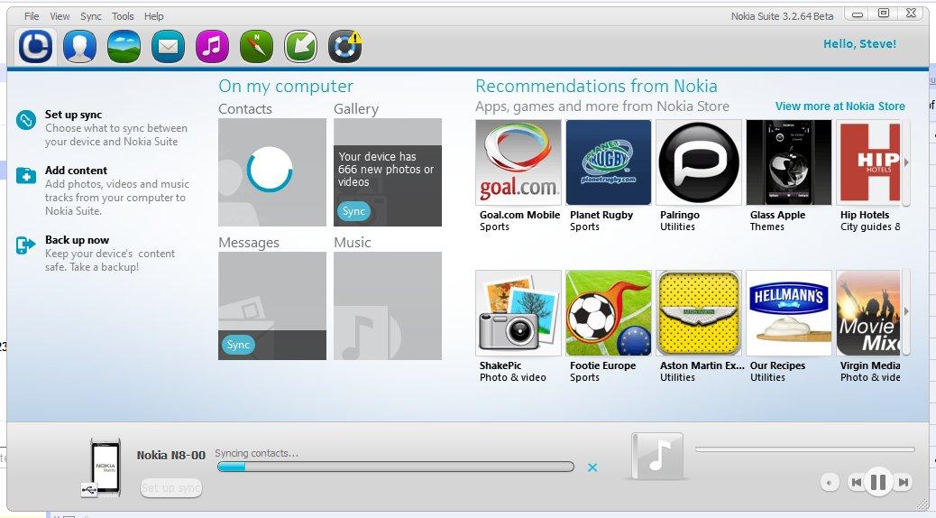 Nokia pc suite for mac