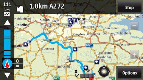 Your personal navigation assistant