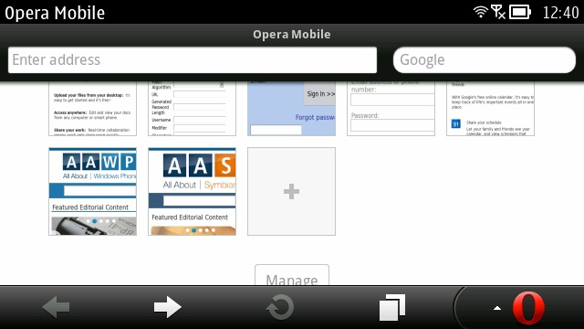 opera mobile 12 0 1 for symbian released