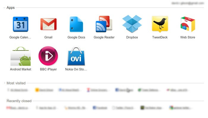 chrome how to find app already installed