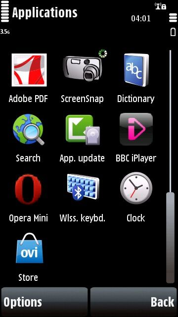 Ovi Store app icon