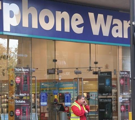 Phone War