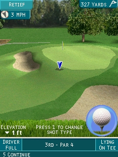 proseriesgolfscreen1 Mineshaft.Pro.Series.Golf.v1.39