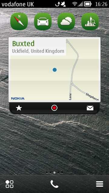 Nokia Maps Suite 2.0 screenshot