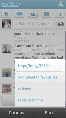 Nokia Social Update