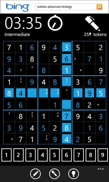 Sudoku for Xbox Live