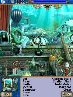 Hidden Expedition Titanic on S60 240 x 320