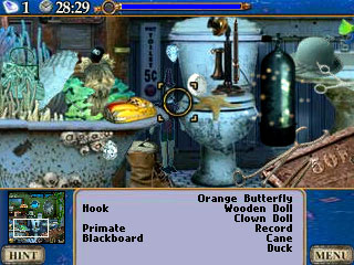 Hidden Expedition Titanic on S60 320 x 240