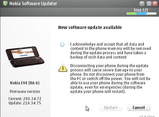 E90 update