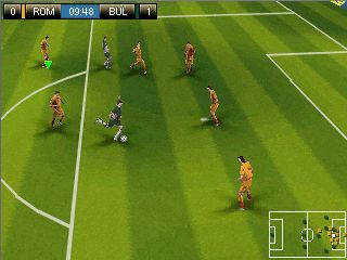 FIFA08 ngage horizontal mode