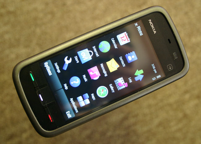 Nokia 5230 review - All About Symbian