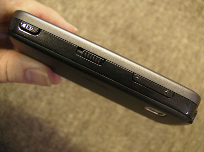 Nokia 5230 side