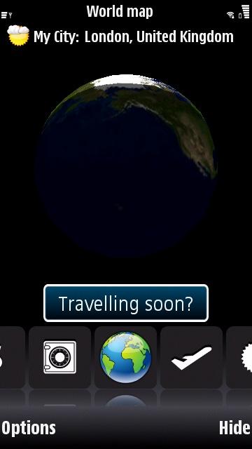 Psiloc's World Traveller