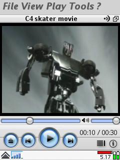 برنامج  CorePlayer  عربي لتشغيل مقاطع الفيديو والفلاش