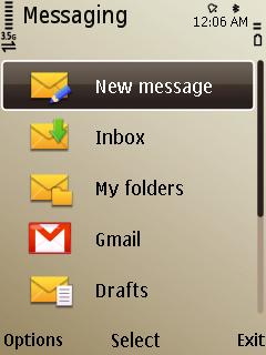 E52 Messaging