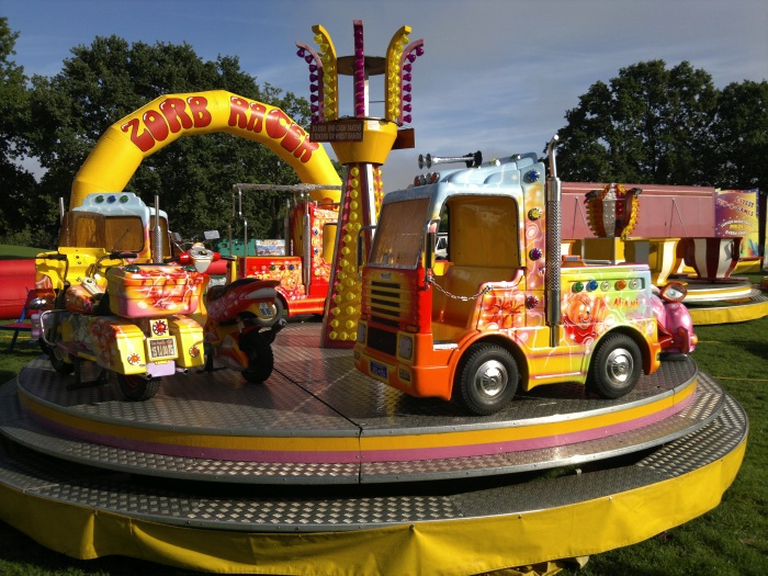 Fairground image, click to enlarge or download 12mp original