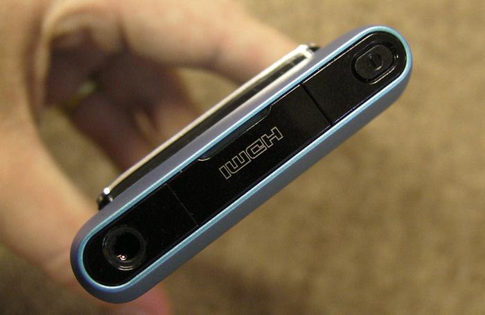 Nokia N8 top