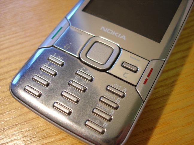 N82 keypad