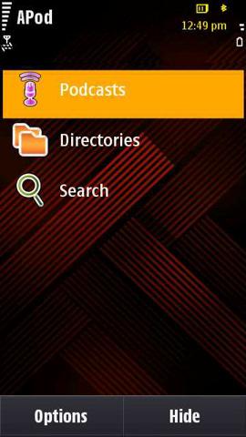 Music Screenshot