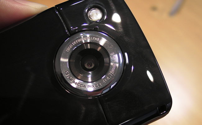 Omnia HD Camera