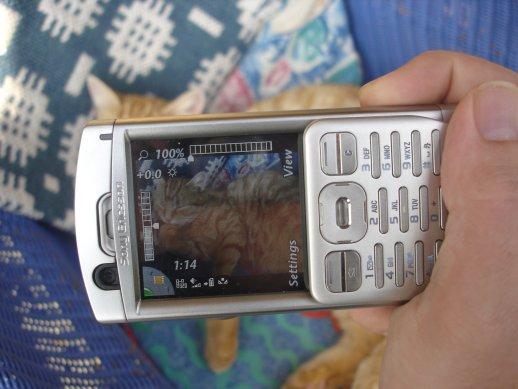 Camera P990