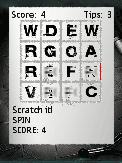 Scratchy