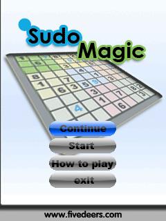 Sudo Magic