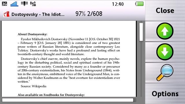 Vivaz Pro PDF Reader
