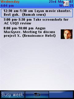 AC UIQ 3 - Contact thumbnail
