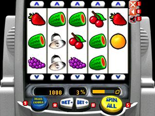 Frutakia gambling mode