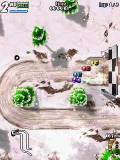 K-Rally screenshot