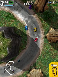 K Rally screenshot