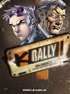 K-Rally title screen