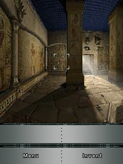 Screenshot from Atlantis Redux for S60v3