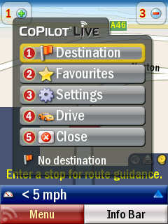 copilot live 7 n95