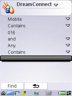 DreamConnect 3 SmartFind