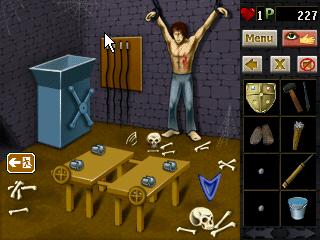 Final Battle prison cell