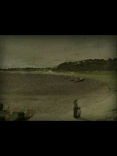 Lament Island intro painting