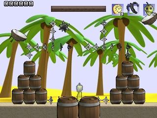 Linuggz coconut screenshot