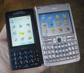 E61 and M600i