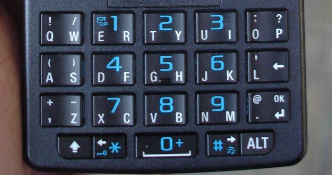 M600 Keyboard