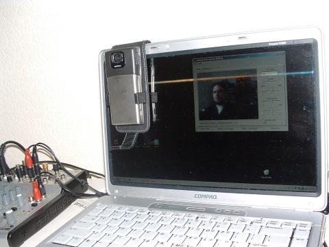 Crack for mobiola webcam