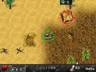 My Little Tank battlefield