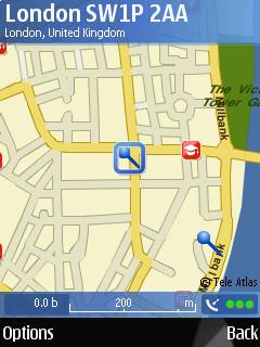 Nokia Maps