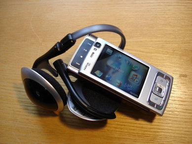 N95 with Music