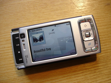 Music All Part Symbian Review N95 About The Nokia - 2