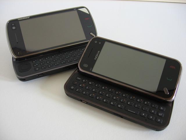 N97 Classic & N97 Mini side by side