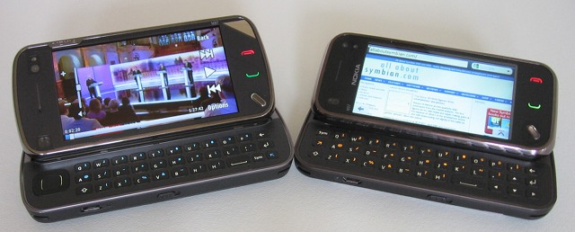 N97 Classic the mobile entertainment computer, and the N97 Mini, the premium messaging device