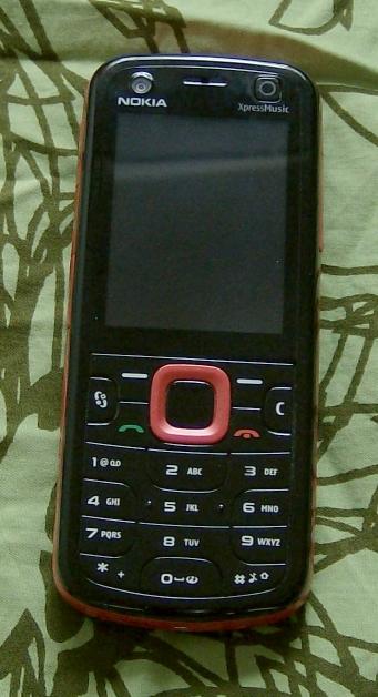 Nokia 5320 XpressMusic smartphone