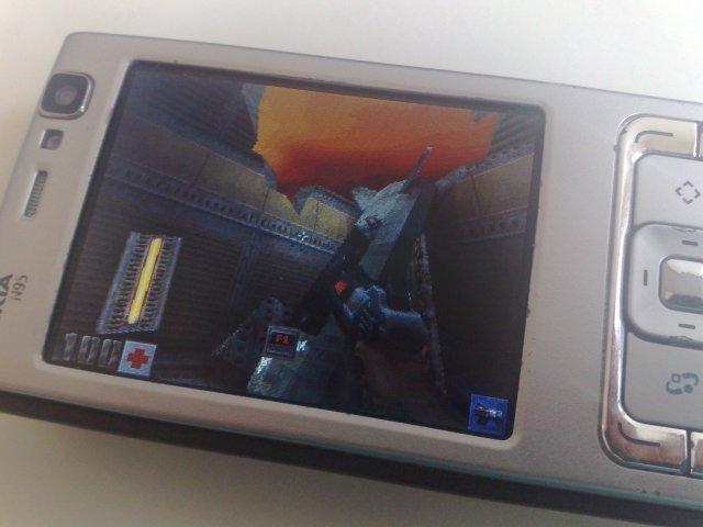 Quake on N95